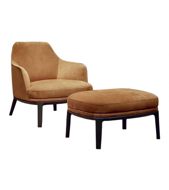 Ready for shipping - Jane Large Poliform Armchair