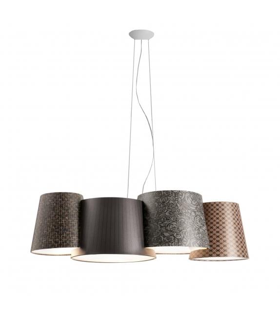 Ready for shipping - Axo Light Melting Pot Suspension Lamp