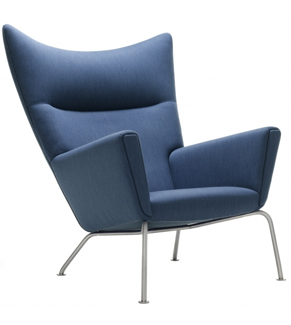 Pronta consegna - CH445 Wing Chair Carl Hansen & Søn Poltrona