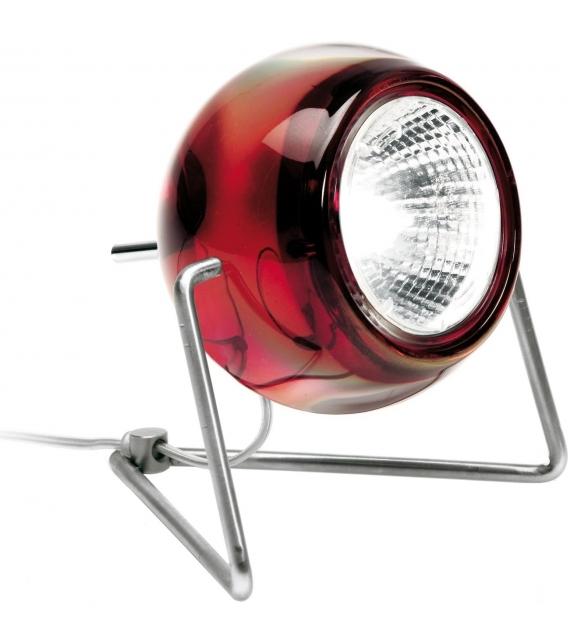 Listo para entregar - Beluga Colour D57 Fabbian Lámpara de Mesa