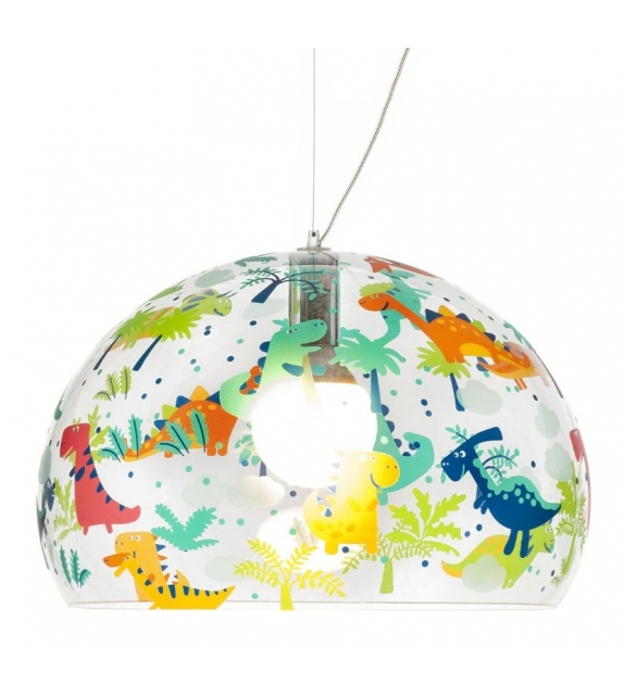 Ready for shipping - Kartell FL/Y Kids Suspension Lamp