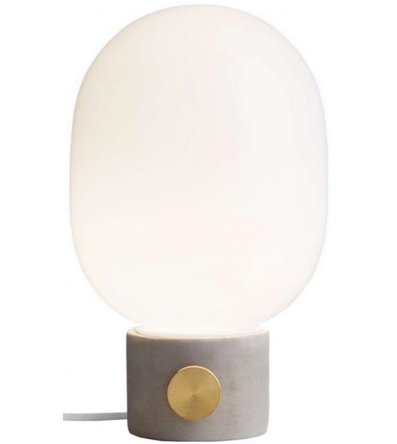 Prêt pour l'expédition - JWDA Concrete Menu Lampe de Table