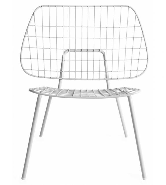 Listo para entregar - WM String Lounge Chair Menu Butaca