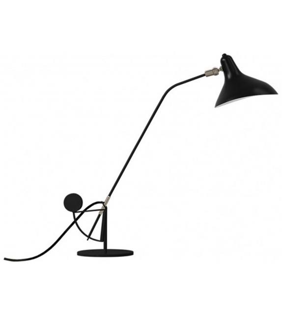 Prêt pour l'expédition - Mantis BS3 DCW Éditions-Schottlander Lampe de Table
