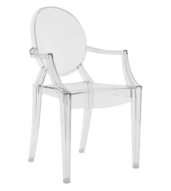 Ready for shipping - Louis Ghost Kartell Chair