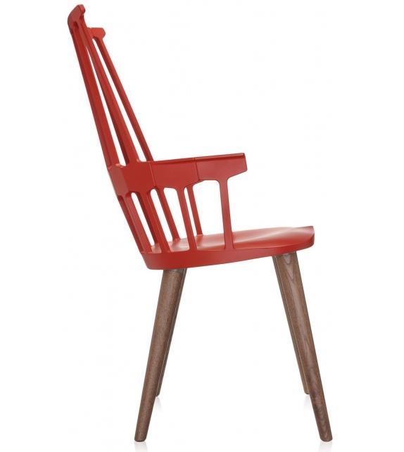 Comback quattro gambe in legno