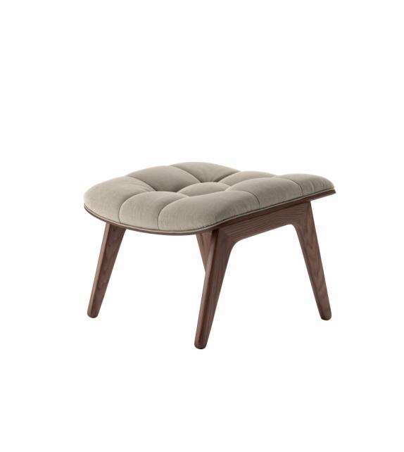 Mammoth Ottoman Norr11 Footstool