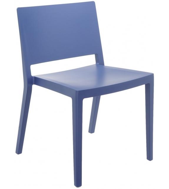 Ready for shipping - Kartell Lizz Matt Chair