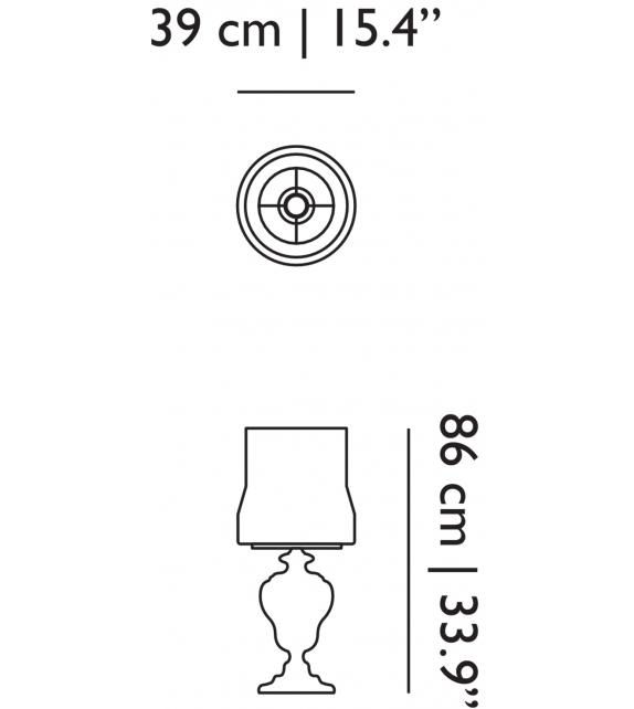 Kaipo Too Moooi Table Lamp