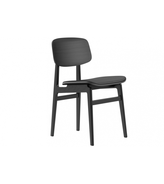 NY11 Dining Chair Norr11 Stuhl mit Polster Sitz