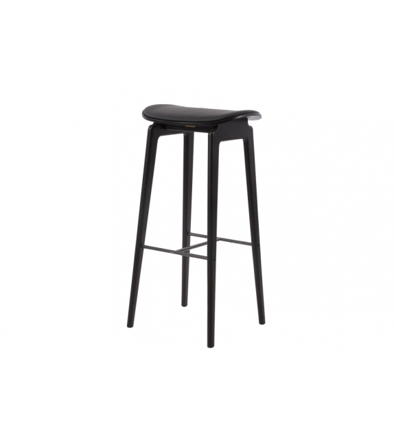 NY11 Bar Chair Norr11 Hocker mit Polster Sitz