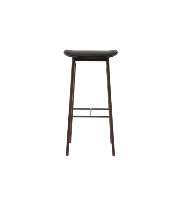 NY11 Bar Chair Norr11 Stool Seat Upholstered