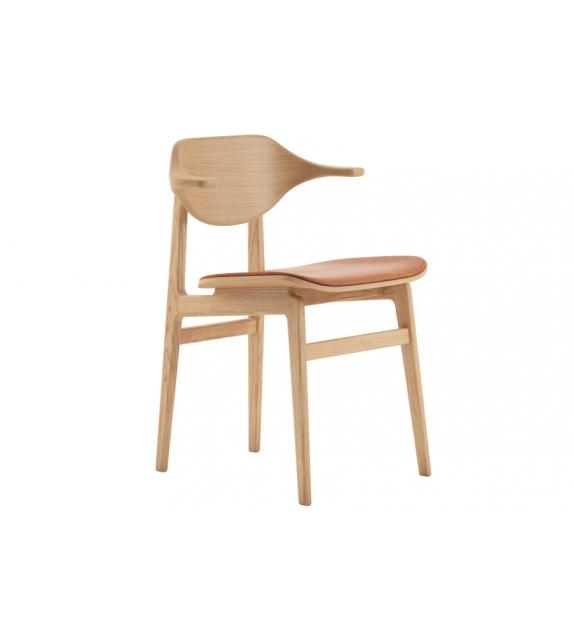 Buffalo Dining Chair Norr11 Sedia con Seduta Rivestita