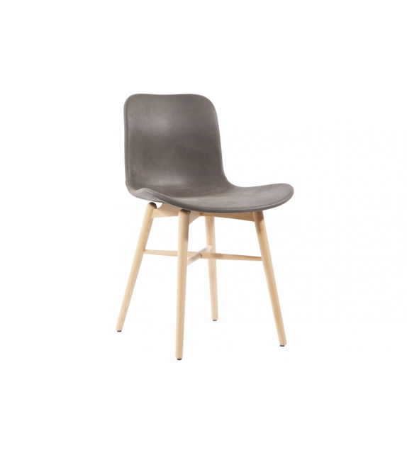 Langue Original Norr11 Stuhl mit Polster Sitz