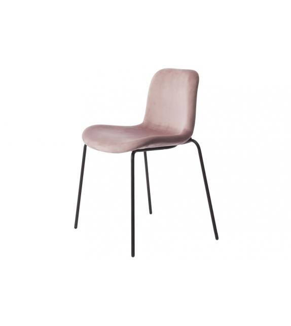 Langue Stack Norr11 Stuhl mit Polster Sitz