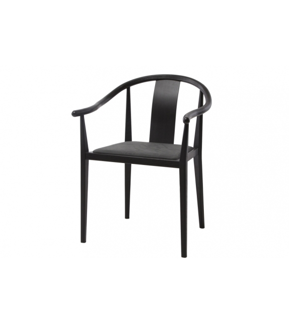 Shanghai Dining French Rattan Norr11 Chair