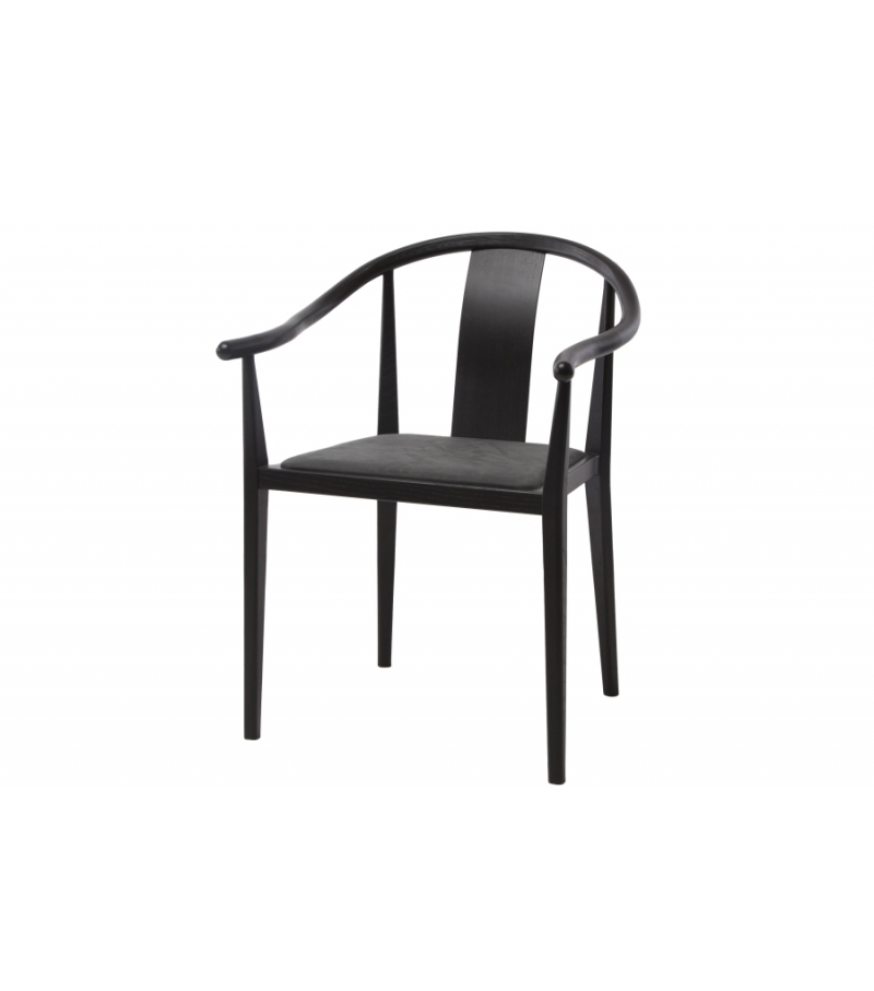 Shanghai Dining French Rattan Norr11 Chaise