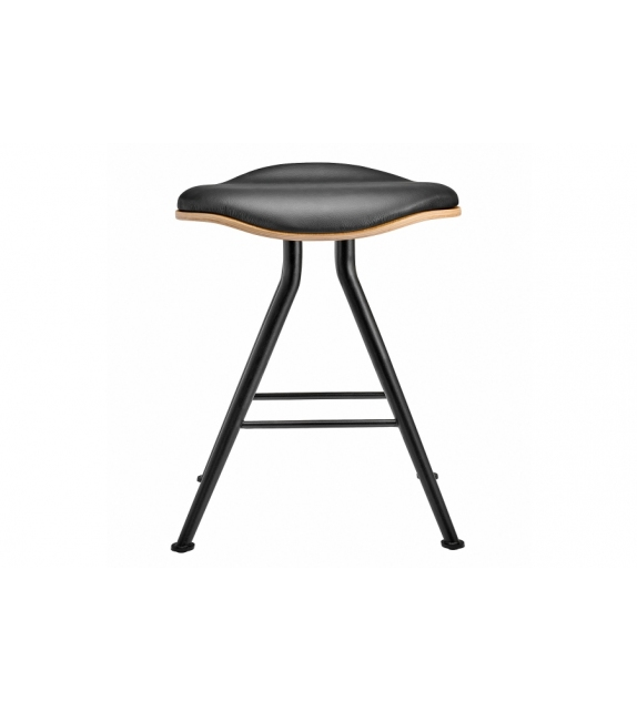 Barfly Stool Leather Norr11 Sgabello