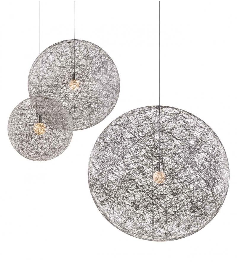 Random Light Suspension Lamp Moooi