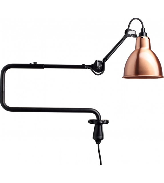 Listo para entregar - N°303 DCW Éditions-Lampe Gras Lámpara de Pared