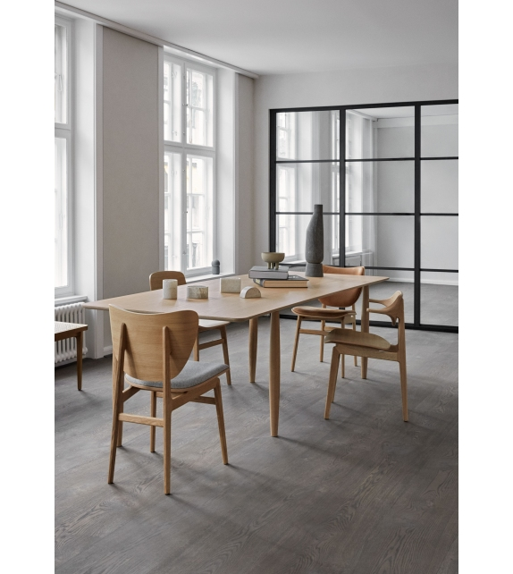 Oku Dining Table Norr11 Mesa