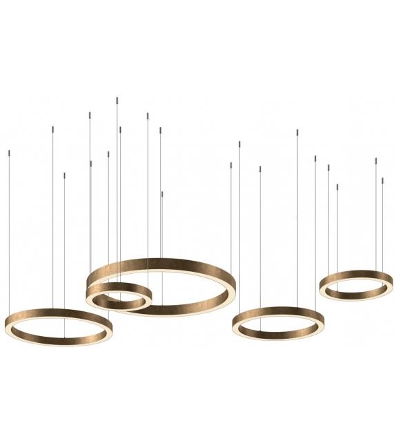 Versandfertig - Light Ring Horizontal Henge Hängeleuchte