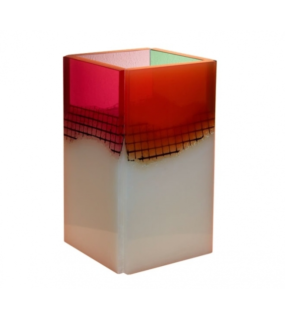 Ready for shipping - Orilla Onyx Budri Vase