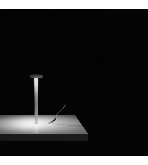 Versandfertig - Tetatet Touch Tischleuchte Davide Groppi