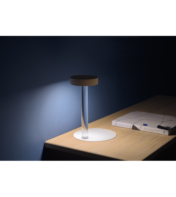 Tetatet Flûte Davide Groppi Lampe de Table