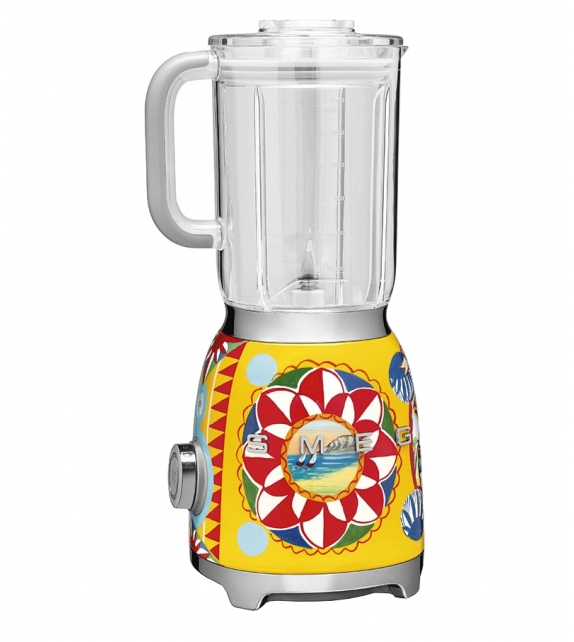 Ready for shipping - Sicily is my Love Smeg Food Mixer