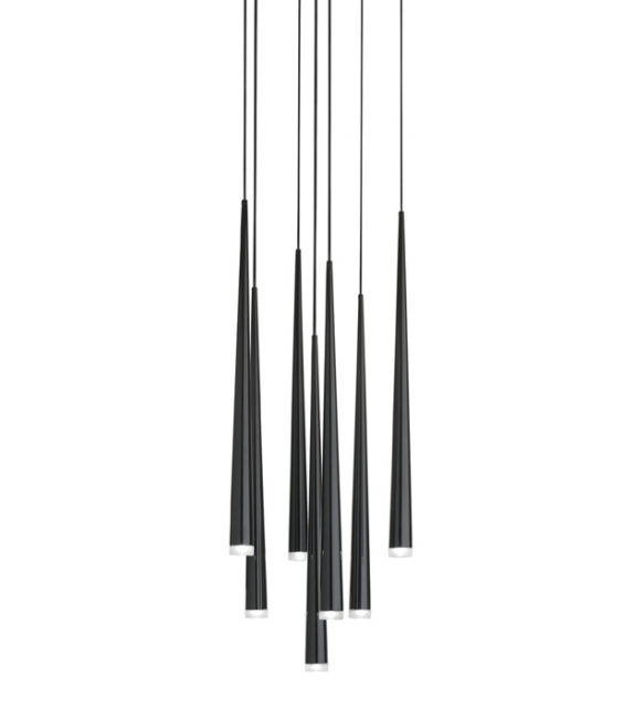 Slim 7 Led Hanging Lamp Vibia