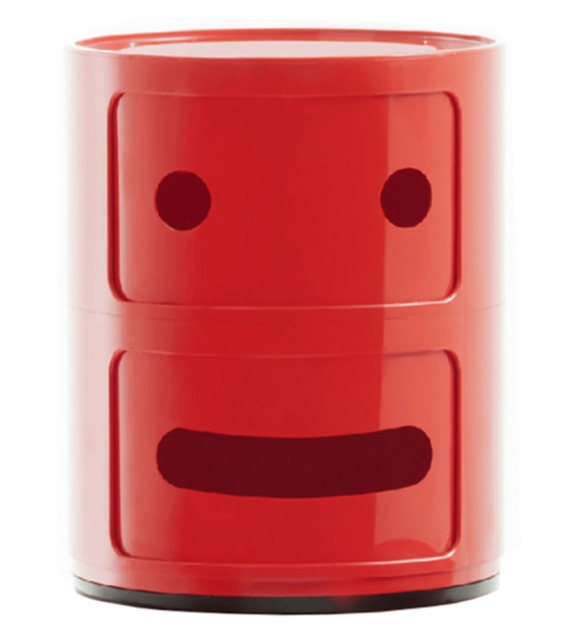 Componibili Smile Kartell Möbel-Container
