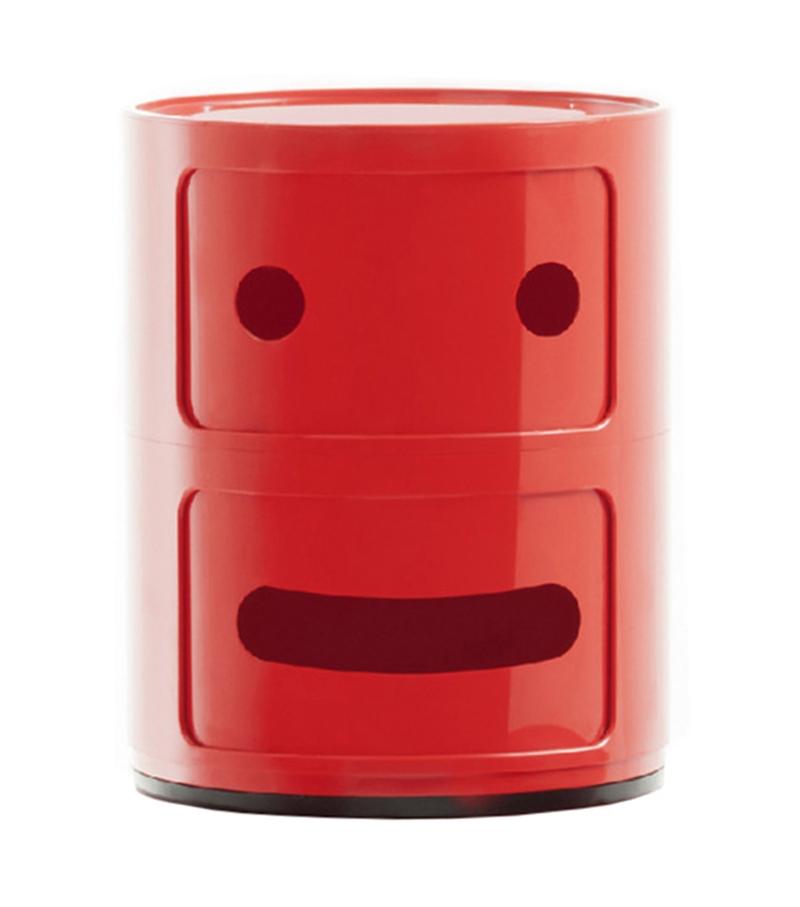 Componibili Smile Kartell Storage Unit