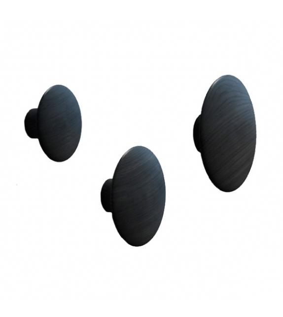 Pronta consegna - The Dots Singolo Appendiabiti Muuto
