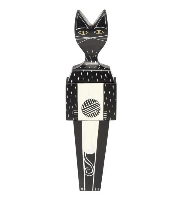 Listo para entregar - Wooden Dolls Dog & Cat Vitra