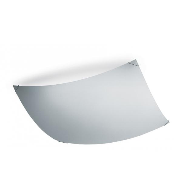 Vibia: Quadra Ice Wall / Ceiling Lamp