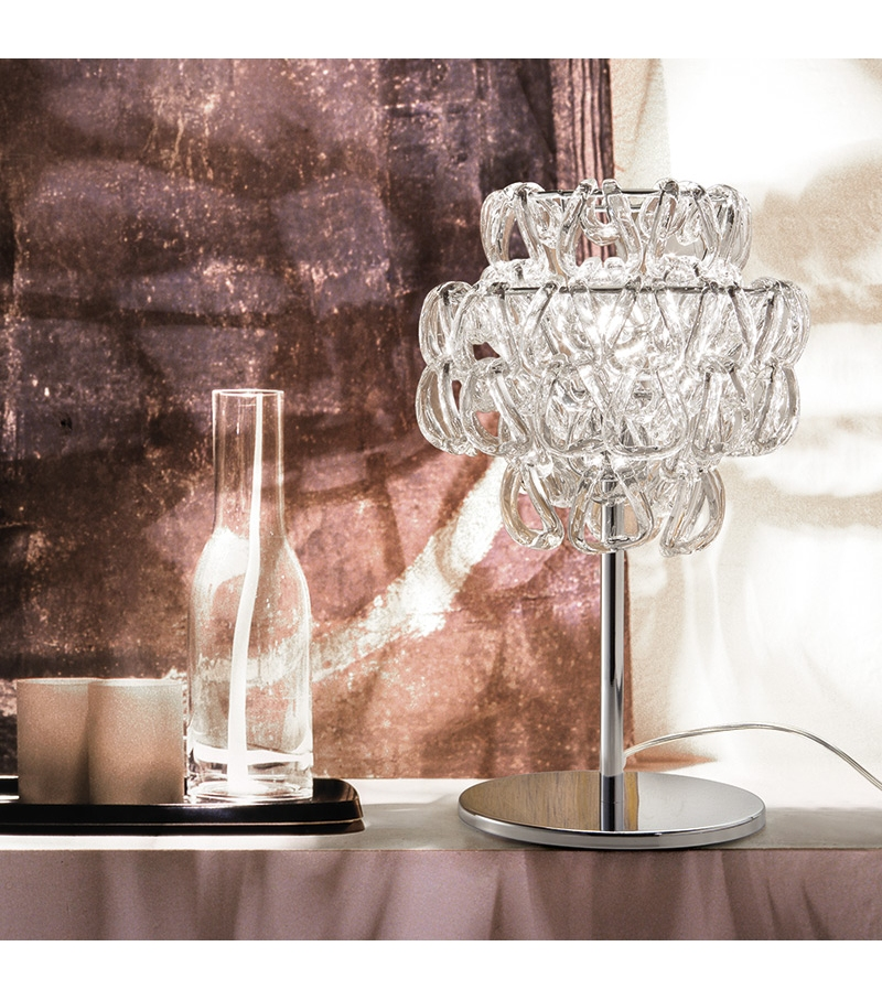 Ready for shipping - Giogali Vistosi Table Lamp