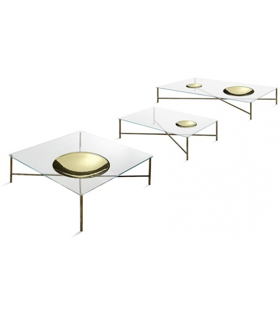 Ready for shipping - Golden Moon Gallotti&Radice Coffee Table