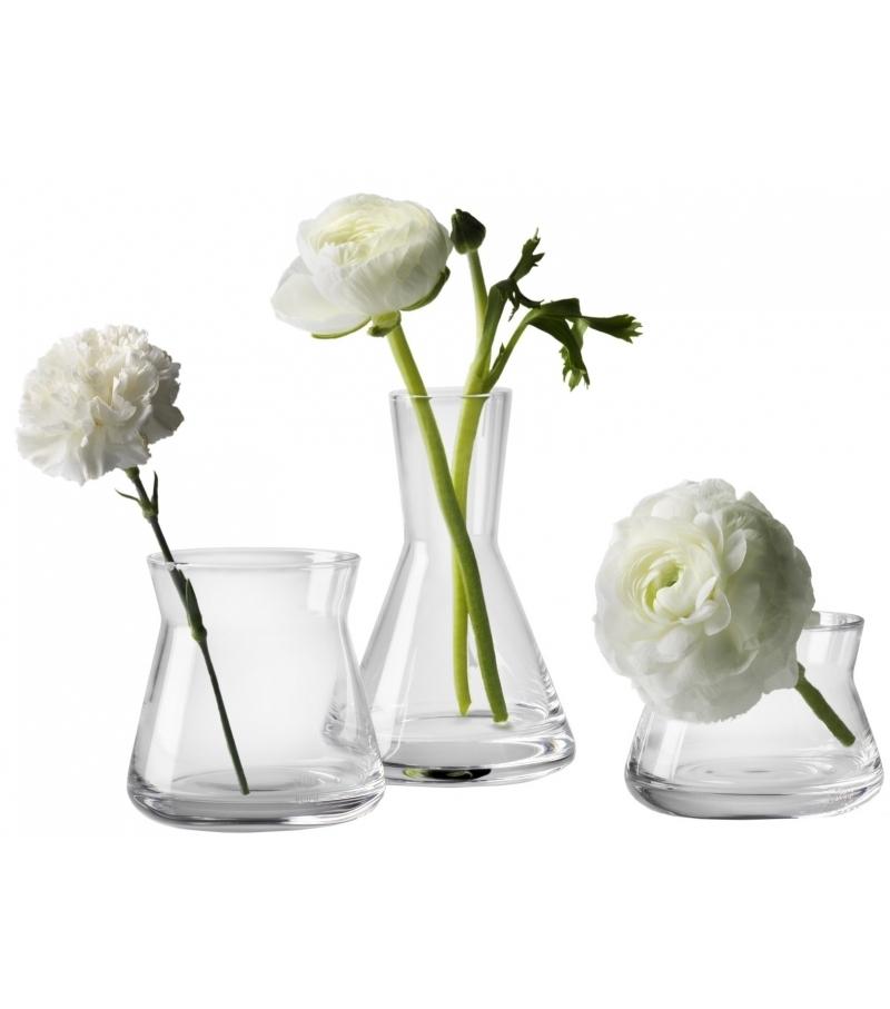 Versandfertig - Trio Set 3 Vases Design House Stockholm