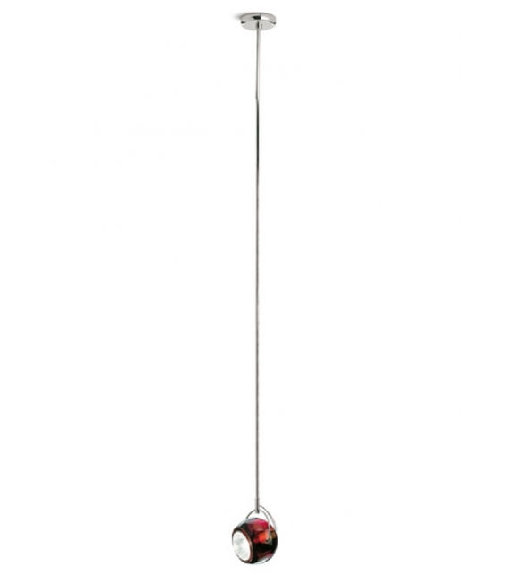 Ready for shipping - Beluga Colour D57 Fabbian Suspension Lamp