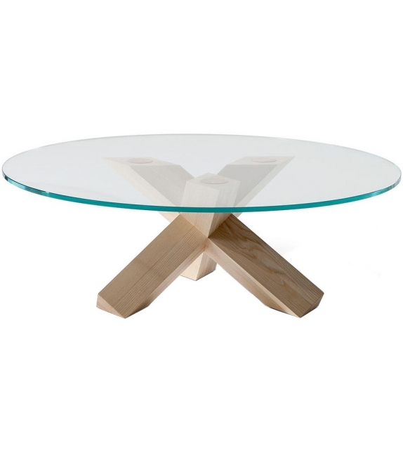 452 La Rotonda Cassina Table Basse