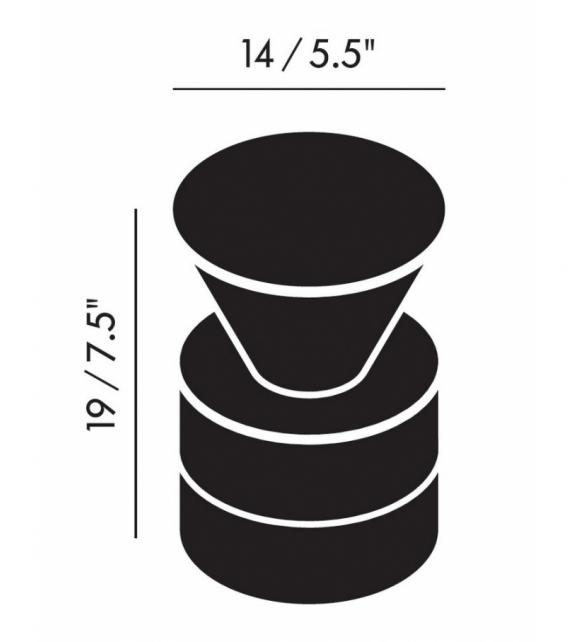 Tom Dixon Tank Vase Medium