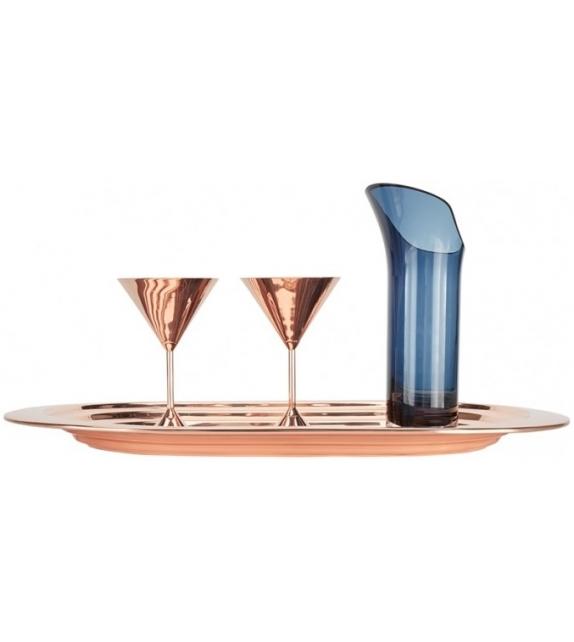 Plum Martini Tom Dixon Set De 2 Verres