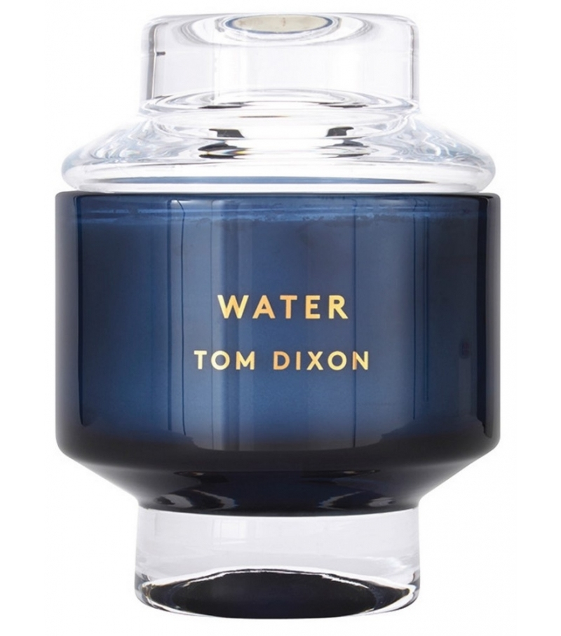 Elements Scent Water Candle Bougie Tom Dixon