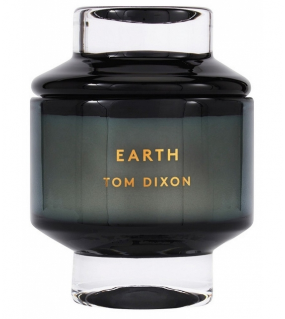Elements Scent Earth Candle Vela Tom Dixon