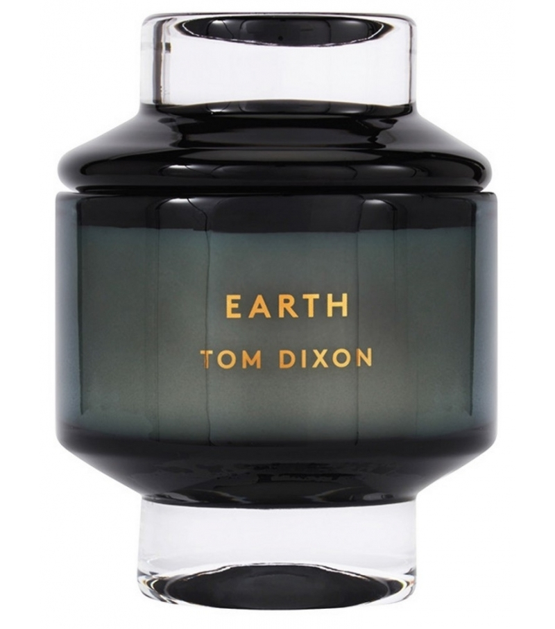 Elements Scent Earth Candle Bougie Tom Dixon