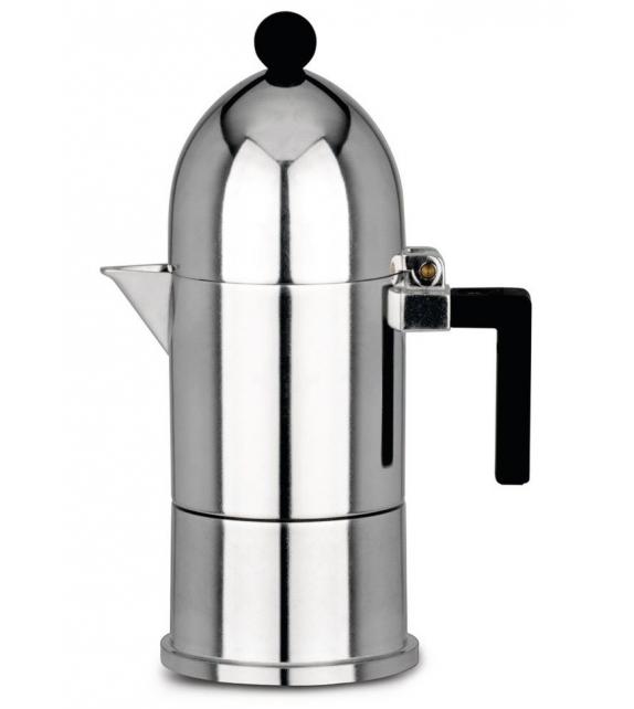 La Cupola Alessi Cafetera para Café Exprés