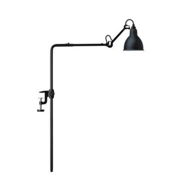 Versandfertig - N°226 DCW Éditions-Lampe Gras Klammerleuchte