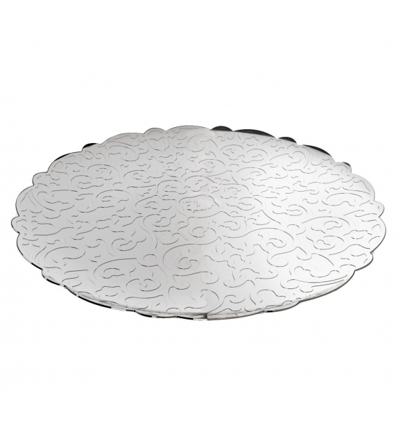 Dressed Alessi Round Tray