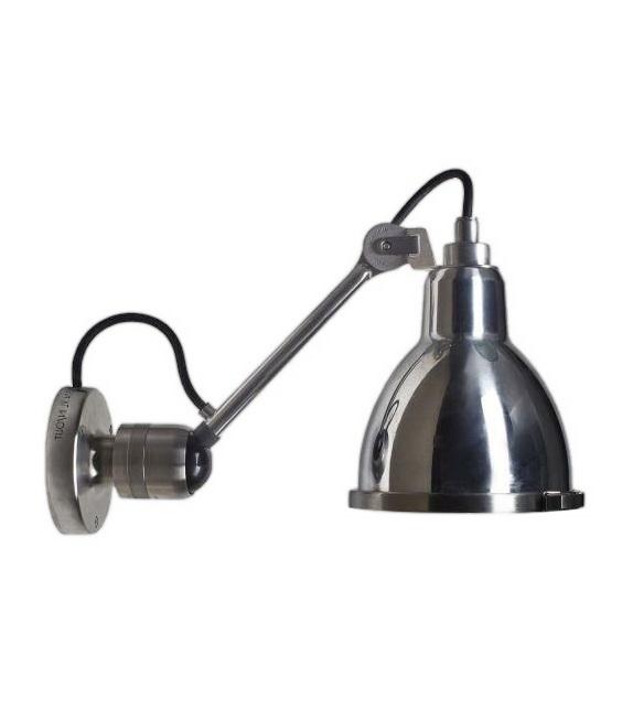 Versandfertig - N°304 XL Outdoor DCW Éditions-Lampe Gras Wandleuchte